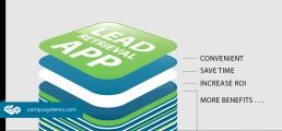 app-based lead retrieval