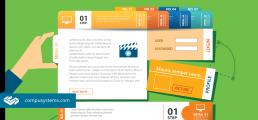 registration website design