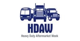 Heavy Duty Aftermarket Week logo
